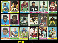 1974 Topps FBall Hi-Grade COMPLETE SET Simpson Guy Stabler Youngblood RC (PWCC)