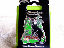 Disney * BAGHEERA * New on Card JUNGLE BOOK Panther Character Trading Pin