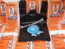 200 Dog Walking E-Z Tie Handles Poop Clean Up Waste Pick Up Bags JP Walker Brand
