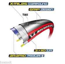Neumático velo MICHELIN Power Endurance 16 testigo desgaste Protek+ griff