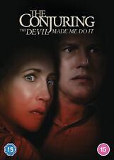 The Conjuring: The Devil Made Me Do It [2021] (DVD) Vera Farmiga, Patrick Wilson