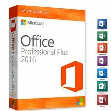 Microsoft Office Professional Pro Plus 2016 32 / 64 Bit 🔐Key 🔐Online activatio