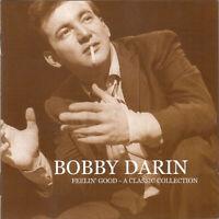 BOBBY DARIN ~ Feelin' Good: A Classic Collection ~ 2005 UK 32-trk 2CD album set