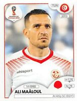 stickers Panini coupe du monde Russie 2018 - N° 555