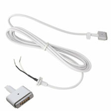 "60W DC Cable ""T-tip"" Repair Cord for Macbook Air Pro Magsafe2 AC Adapter Charger"