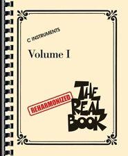The Reharmonized Real Book Volume 1: C Instruments Sheet Music 000282973