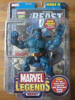 ToyBiz Marvel Legends Series IV Super Poseable BEAST Figure