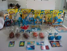 The Tick collection figures toys cards etc Arthur Vintage advertising