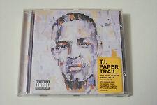T.I. - PAPER TRAIL CD 2008 (Ludacris Kanye West Jay-Z Lil Wayne Swizz Beatz)