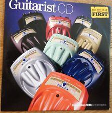 Guitarist CD, No 307, September 2008