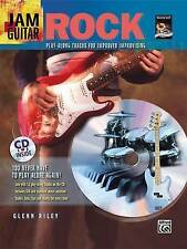 Jam Guitar -- Rock: Play-Along Tracks for Improved Improvising -- You Never Have