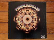 Funkadelic - S/T 1970 Westbound 2000 Jacket VG Vinyl NM-