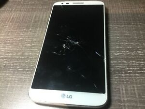 """LG G2 5.2"""" 32GB Android Smartphone White LG Wi-Fi Touch Camera :)"""