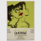 Andy Warhol Rare Vintage c.1982 Original Querelle (Green) Poster MISC03.0774