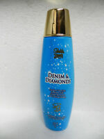 SWEDISH BEAUTY DENIM & DIAMONDS COOLING BRONZER INDOOR TANNING BED LOTION HTF!