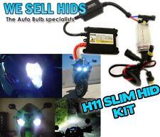 SUZUKI GSX R1000 R750 Slimline Xenon HID Kit H11 6000K,8000K HID XENON LIGHTS UK