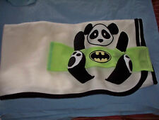 NEW Baby Blanket BATMAN PERSONALIZED NAME Embroidery SHOWER CHRISTENING GIFT
