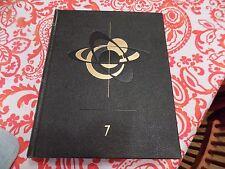 Encyclopedique Grand Larousse.  1960 Volume 7