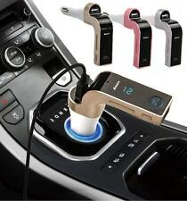 3 Bluetooth Sans Fil Kit Mains Libres LCD transmetteur FM Modulateur USB SD MP3