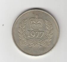 [44046] 1977 QUEEN'S SILVER JUBILIEE COIN MACHINES TOOLS EXHIBITION