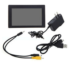 "NEW LCD Monitor 4.3"" TFT Car Rear View Door Access Control Endoscope Mini DVR US"