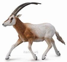 CollectA 88637 Scimitar-Horned Oryx Antelope Model Toy Replica - NIP
