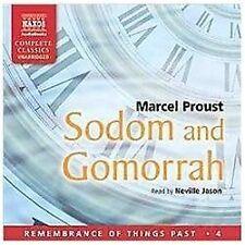 SODOM AND GOMORRAH NEW CD/SPOKEN WORD AUDIO BOOK
