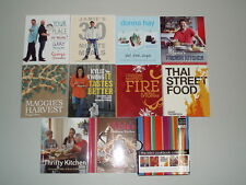 Mini Cookbook Collection 2011 Herald Sun Series 2 Set of 10