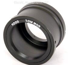 Vintage de montaje universal montaje de la lente T Adaptador Para Panasonic Lumix SONY MICRO 4/3