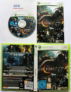 Lost Planet 2 (Microsoft Xbox 360 Spiel , 2010, DVD-Box) mit Anleitung