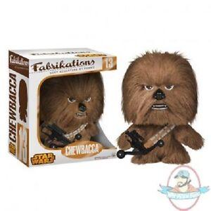 Star Wars Chewbacca Fabrikations 6 inch Plush Figure Funko