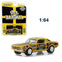 "GREENLIGHT 29987 1967 CHEVROLET CAMARO ""MR. BARDAHL"" DIECAST MODEL CAR 1:64"