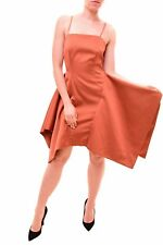 Keepsake Women's Elegant Evening Vertigo Mini Dress Brown S RRP $200 BCF79