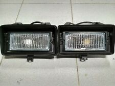 BMW E30 fog lights Euro ZKW !NEW! OEM 63171374887  63171374888