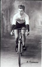 Cyclisme, ciclismo, radsport, wielrennen, cycling, ARTURO FERRARIO  (repro)