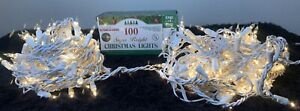 Everglow 300 Clear Light (200 White Wire 100 Green Wire) (Indoor/Outdoor)