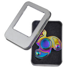 Tri Toy Fidget Spinner Hand Spinner Lux Accessories Oil Slick Trendy Kids Adult