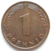 Superior! 1 Peniques 1949G En Extremely fine