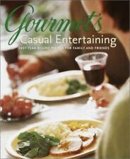 Gourmet's Casual Entertaining.  Conde Nast Books.  From the Editors of Gourmet.