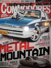 Street Commodores #240 HSV VE Maloo VK VL V8 Calais VY SS Turbo Blown VS Ute VC