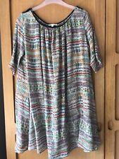 Ba&sh fine robe de coton taille 2