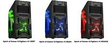 PC BUREAU GAMER MULTIMEDIA AMD RYZEN 4X3.7Ghz, RAM 16Go, SSD 240 Go + HDD 1To