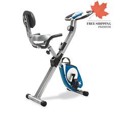 XTERRA Fitness FB350 Upright Folding Bike 🇨🇦 FAST & FREE