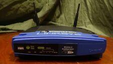 Cisco Linksys WRT54G Wireless G Broadband Router V6.0 2.4Ghz 4 Port Switch