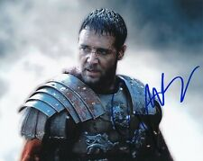 Russell Crowe- Color Signed Photograph