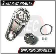 Timing Chain Kit & Water Pump Fits Chevrolet Pontiac Cavalier Sunfire 2.8 3.1L