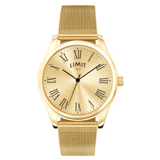 Gents Limit Watch 5660 with metal strap