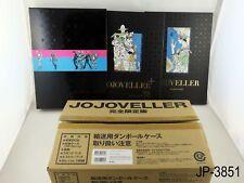 Jojoveller Limited Edition Jojo's Bizarre Adventure Japanese Artbook US Seller