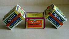 1960's Agfacolor negativ Ultra K lot x 3 unused 24 x 36mm films