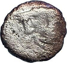 SATRAP of CARIA Hydissos 420BC Hemiobol Bull  Ancient Silver Greek Coin i77308